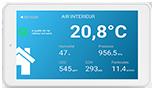 Tablette Eoletouch de diagnostic qualité air intérieur