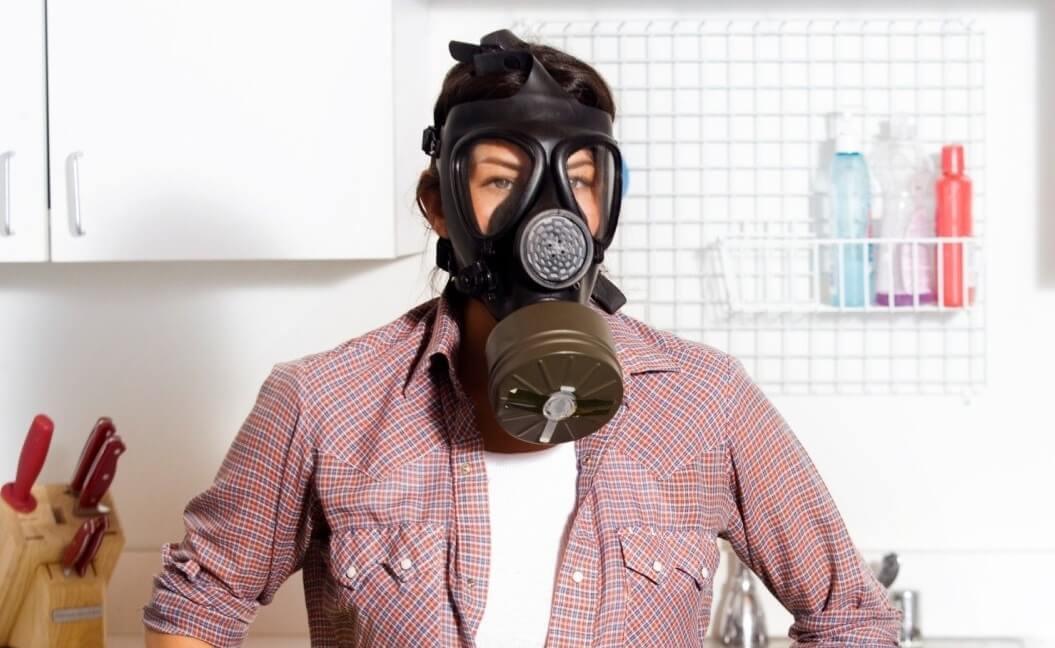 Les causes de la pollution de l'air intérieur