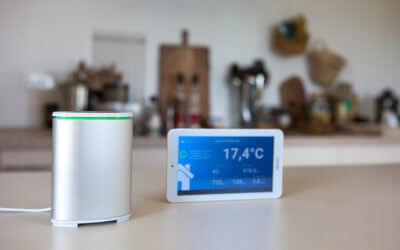 Réguler le taux d'humidité dans la maison