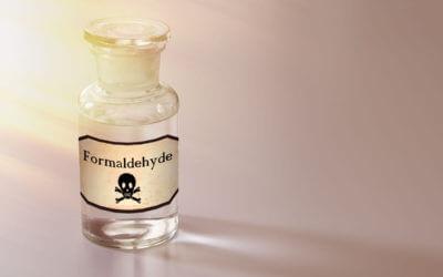 Les risques liés au formaldéhyde